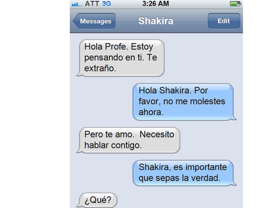 Text message reading bryan kandel tprs